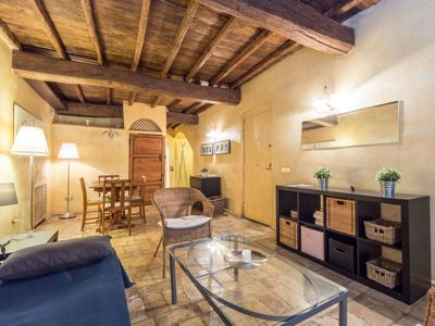 Photo for Apartment Elegant Campo dei Fiori in Roma: Piazza Navona - Campo dei Fiori - 6 persons, 2 bedrooms