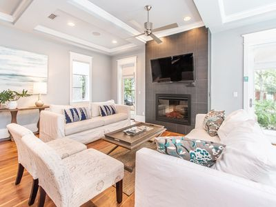 Photo for Luxury in Heart of Rosemary Beach⭐Inspected & Disinfected⭐4BR The Atticus