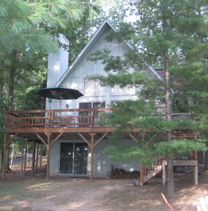 Photo for 3BR Cottage Vacation Rental in Gladwin, Michigan