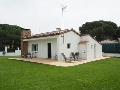 Photo for Spectacular house brand new with 500 meters of garden.