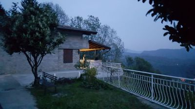 Photo for Hut with panoramic views of the Val Vertova and the Seriana Valley
