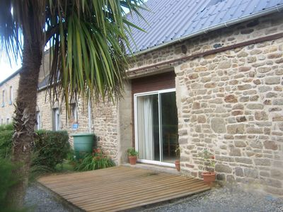 Photo for Barn Conversion Near Lamballe/moncontour with Heated Pool