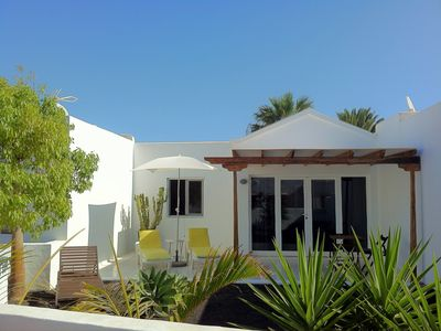 Photo for Bungalow in Playa Blanca.