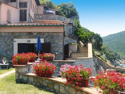 Photo for Holiday residence La Cota Quinta, Rio nell'Elba  in Elba - 2 persons