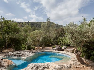 Photo for Casa Piedra - Chalet for 4 people in Campanet