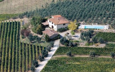 Photo for Discovering Florence, relaxing in the countryside in a 1700's Tuscan Farmhouse