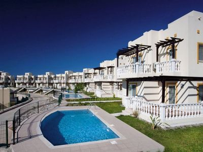 Photo for Turquoise Homes Adabuku 3 Bedroom Villa. 24-hour security, 7 swimming pools, heated indoor pool, Aqua Park vacation, Giant Chess, Tennis, Volleyball, Market; Some of the facilities you can find in TRQ Golf Residence Adabükü.