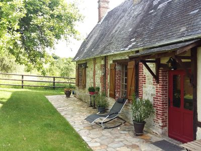 Photo for Real Norman farmhouse in Pays d'Auge