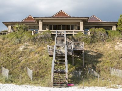 Photo for Paradise30A~DreamOn, Beach Front! Bikes and Beach Chairs included!  Book now for Fall!