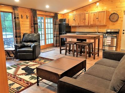 Photo for 2BR Apartment Vacation Rental in Pittsburg, New Hampshire