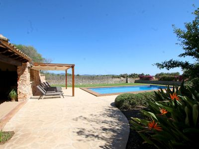 Photo for Can Torres - Country house for 6 people in Felanitx