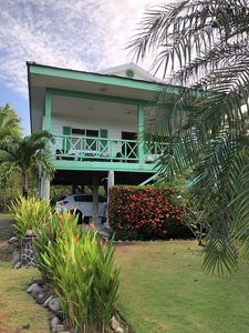 Photo for Relax & Unwind private beach cottage-perfect for families & couples