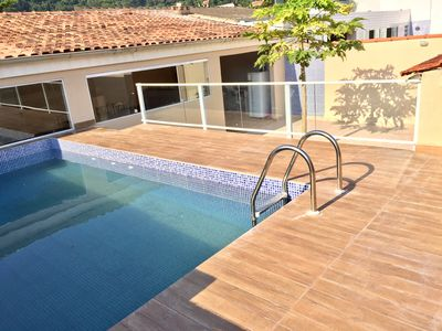 Photo for 3BR House Vacation Rental in guaruja, sao paulo