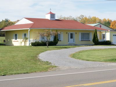 Photo for Spacious House , Sleeps 8, Watkins Glen, Seneca Lake, Wine Trail