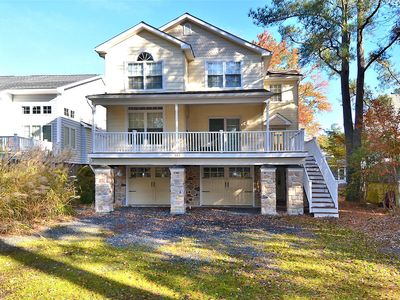 Photo for FREE DAILY ACTIVITIES!!! BOOK FOR MINI WEEKS PRE & POST SEASON!    WALK TO TOWN! Outstanding house offers luxurious accommodations with 4 spacious bedrooms and 3 full baths