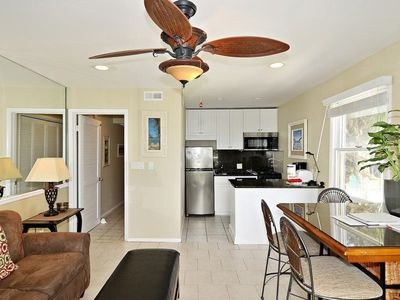 Photo for The Best of the Breakers - Gorgeous 1 bedroom, 1 bath direct oceanfront Forest Beach on Hilton Head