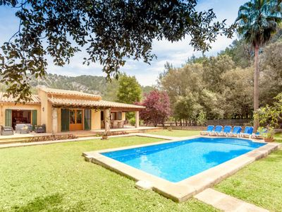 Photo for Adorable Villa Roma for 7 guests, just 3km to the town of Sa Pobla!