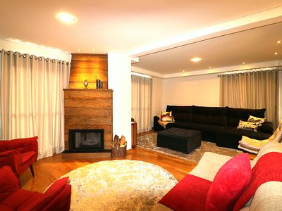 Photo for Beautiful and spacious penthouse, super comfortable only 650m from BadenBaden.