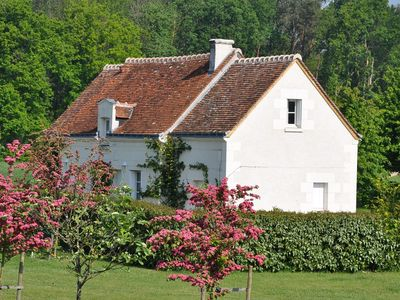 Photo for Charming house for rent, 4 stars, 7/8 people, with pool, near Tours