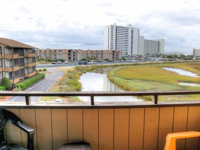 Photo for Popular Shore Drive condo close to beach and near the famous Ocean Annie's!