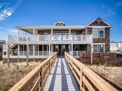 Photo for Klein Cottage | Oceanfront | Hot Tub