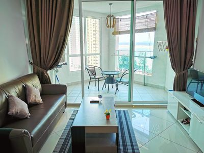 Photo for Beautiful Seaview@Gurney,Penang ComfyLUX Homestay
