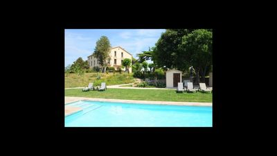 Photo for 2 bedroom Apartment, sleeps 4 in Capellades with Pool and WiFi