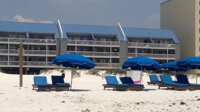 Photo for Updated Beach Side Condo Has 4 BD, 3BA Sleeps 9 In Great Location!