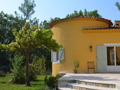 Photo for Beautifully refurbished Charming Villa with heated pool, in picturesque Fayence