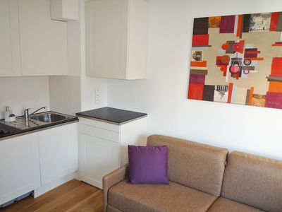 Photo for Charming studio in heart of Paris 3e near Beaubourg for 2 persons