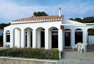 Photo for Beachside Villa In Santo Tomas, Menorca, Balearic Islands....