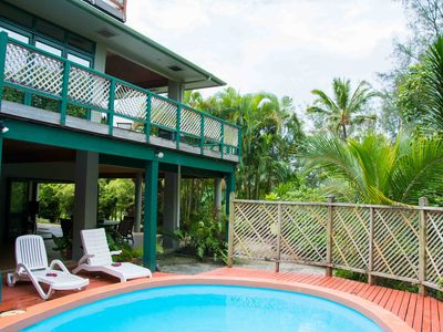 Photo for Large Private Family Holiday Home on Muri Beach