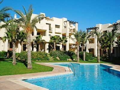 Photo for 2BR Apartment Vacation Rental in San Javier, Murcia