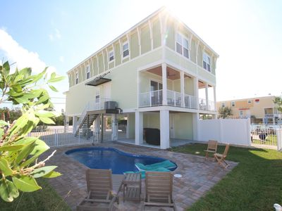 Photo for Anglers at Sombrero Villa Townhome with Private Pool! 🐾 Pet-Friendly Rental