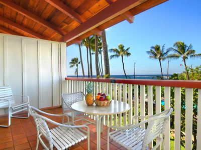 Photo for Nihi Kai Villas #201: 2 BR / 2 BA condo in Koloa, Sleeps 4
