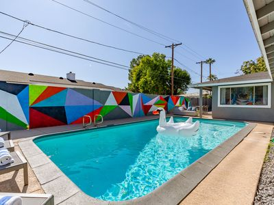Photo for Brand New to VRBO! Private backyard Pool and Brand New Furnishings!