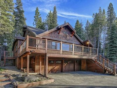 Photo for NEW LISTING - Remodeled 2 BR Home In Tahoe Donner with Amazing Outdoor Space!
