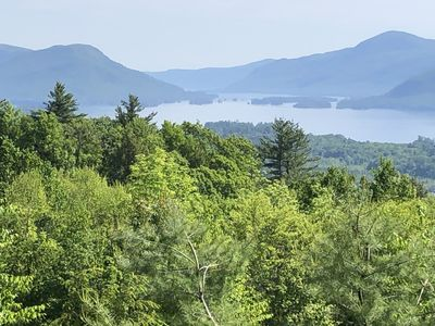 Photo for Panaromic Lake George & Mountain View Home
