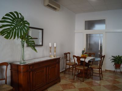 Photo for Cozy house in the center of Oliva near the beach