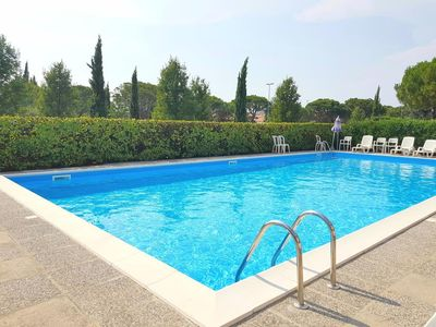 Photo for Bright Apartments Sirmione - Source Pool 18