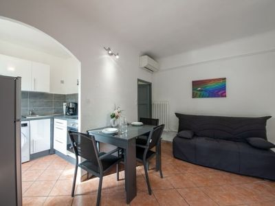 Photo for Cagnes-sur-Mer Apartment, Sleeps 4 with Free WiFi
