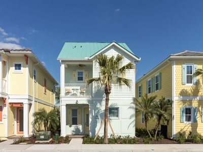 Photo for Margaritaville Resort Orlando - 2 bedroom/2 bath cottage - 3009 Sea Plane Lane - Funky Monkey