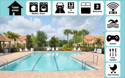 Photo for Time Is Very Short, Go Experience the Best  Fantasy Home+Pool