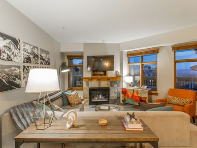 Photo for Your own balcony, full kitchen in Canyons Village
