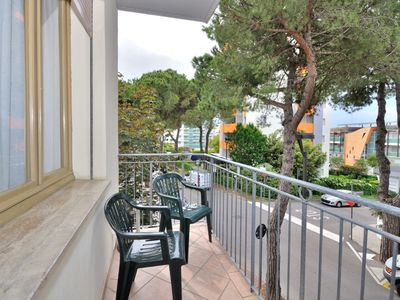 Photo for Villa Liz, Bibione Spiaggia, 2 bedrooms, 6 people, clima, parking place