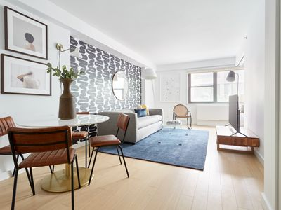 Photo for Sonder | The Nash | Tranquil 1BR + Rooftop
