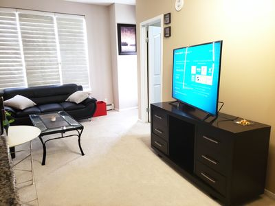 Photo for 1BR Condo Vacation Rental in Calgary, AB