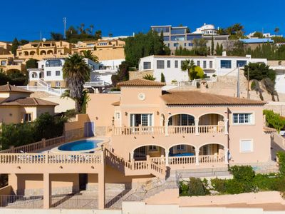 Photo for Vacation home La Perla in Moraira - 8 persons, 4 bedrooms