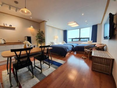 Photo for ☆Better Than hotel☆BTH☆10sec from Hongdae Sub, Free portable wifi