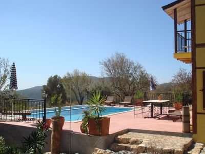 Photo for Villa with Private Pool and Great Panoramic View